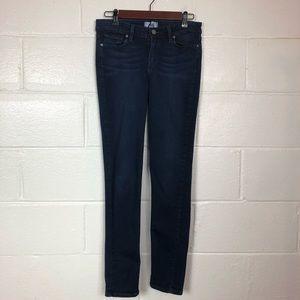 Paige Skyline Skinny Jeans size 28